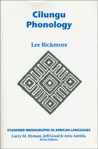Cilungu Phonology (Paperback)