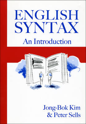English Syntax: An Introduction - CLSI Lecture Notes (Hardback)