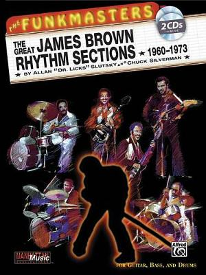 Funkmasters: The Great James Brown Rhythm Sections, 1960-73: For Guitar, Bass and Drums (Paperback)