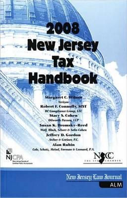 2008 New Jersey Tax Handbook: 7th Edition (Paperback)