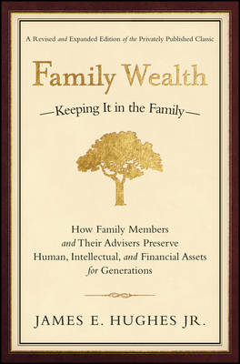 Family Wealth: Keeping It in the Family--How Family Members and Their Advisers Preserve Human, Intellectual, and Financial Assets for Generations - Bloomberg (Hardback)