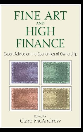 FINE ART AND HIGHT FINANCE (Book)