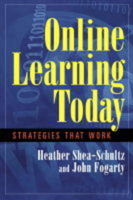 Online Learning today- Strategies that Work (Paperback)