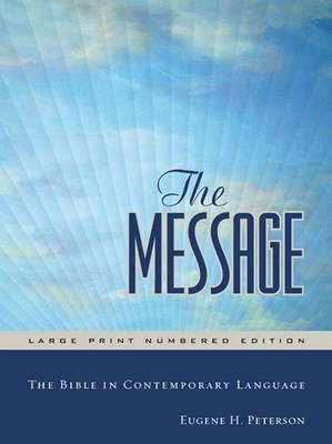 Message Bible (Hardback)