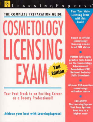 Cosmetology Licensing Exam Practice (Paperback)