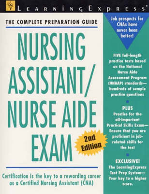Nursing Assistant Exam (Paperback)