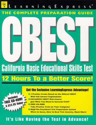 Cbest Calif Bsc Educ Test 2e (Paperback)