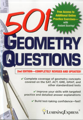 501 Geometry Questions - 501 Series (Paperback)
