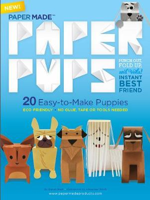 Paper Pups (Paperback)