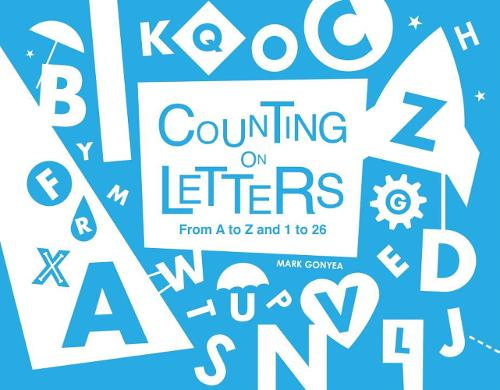 Counting On Letters (Board book)