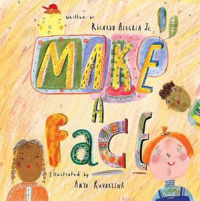 Make A Face (Paperback)