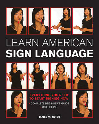 Learn American Sign Language (Paperback)