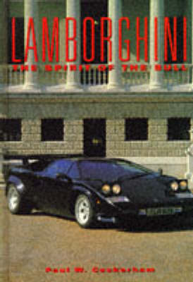 Lamborghini: The Spirit of the Bull (Hardback)