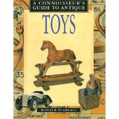 A Connoisseur's Guide to Antique Toys (Hardback)