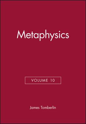 Metaphysics, Volume 10 - Philosophical Perspectives Annual Volume (Hardback)
