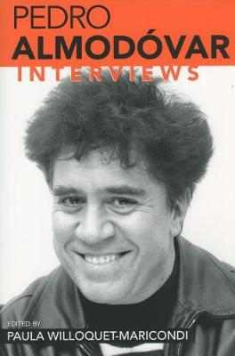 Pedro Almodovar: Interviews (Hardback)