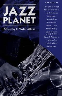 Jazz Planet (Hardback)