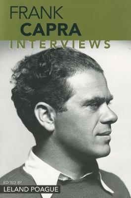 Frank Capra: Interviews (Hardback)