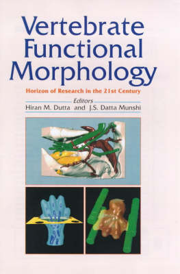 Vertebrate Functional Morphology: Horizon of Research in the 21st Century (Hardback)