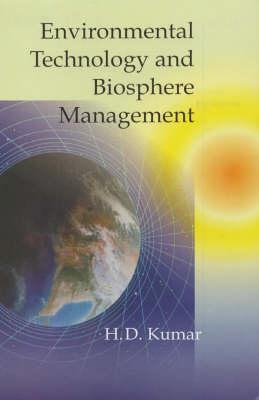 Environmental Technology and Biosphere Management (Hardback)