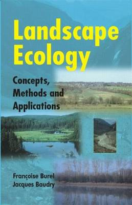 Landscape Ecology: Concepts, Methods, and Applications (Paperback)