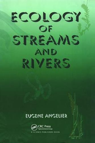 Ecology of Streams and Rivers (Paperback)