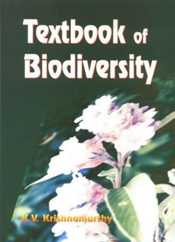 Textbook of Biodiversity (Paperback)