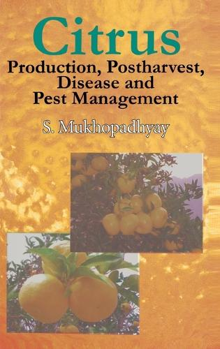 Citrus: Production, Post Harvest,  Disease and Pest Management (Hardback)