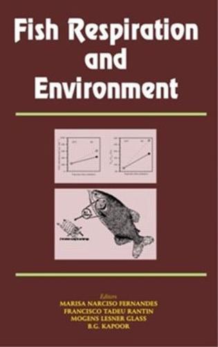 Fish Respiration and Environment (Hardback)