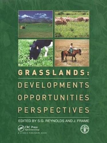 Grasslands: Developments, Opportunities, Perspectives (Paperback)