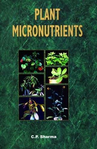 Plant Micronutrients (Hardback)