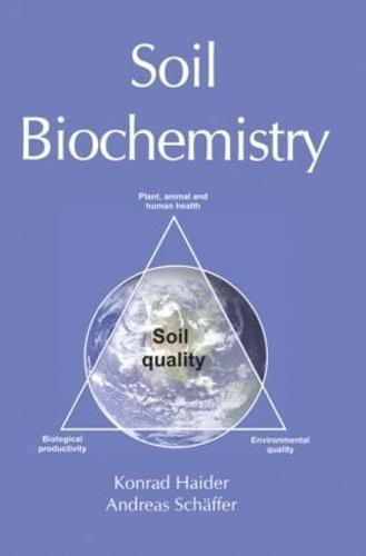 Soil Biochemistry (Hardback)