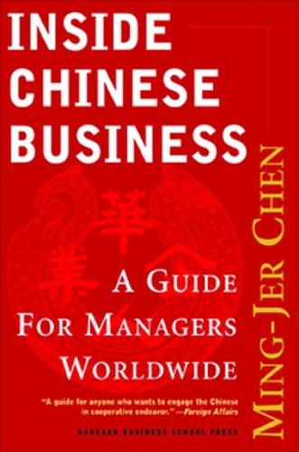 Inside Chinese Business: The New Logic of Digital Business (Hardback)