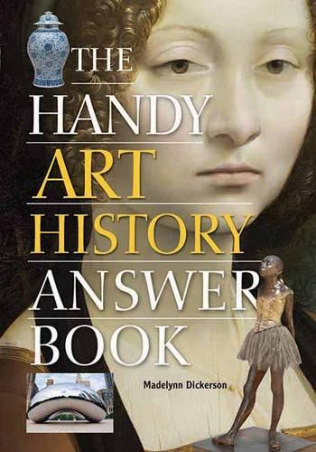 The Handy Art History Answer Book (Paperback)