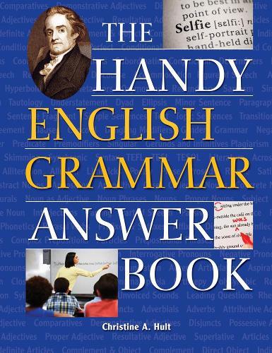 The Handy English Grammar Book (Paperback)