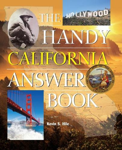 The Handy California Answer Book (Paperback)