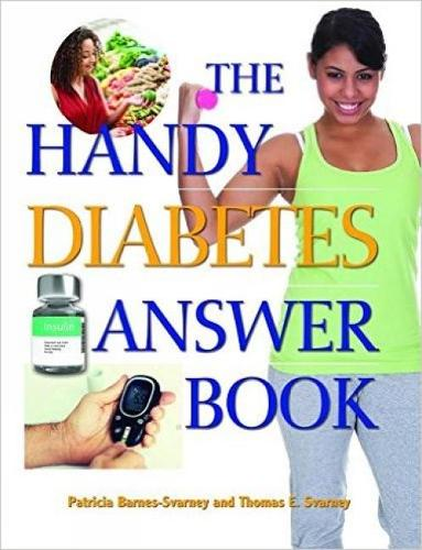 The Handy Diabetes Answer Book (Paperback)