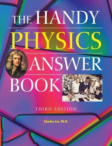 The Handy Physics Answer Book (Hardback)