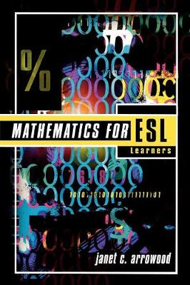 Mathematics for ESL Learners (Paperback)