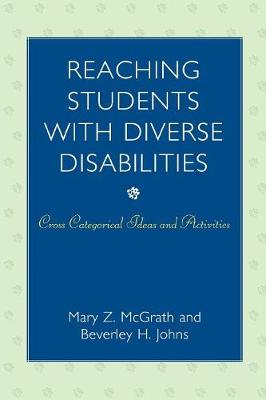 Reaching Students with Diverse Disabilities: Cross-Categorical Ideas and Activities (Paperback)