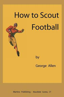 How to Scout Football (Paperback)