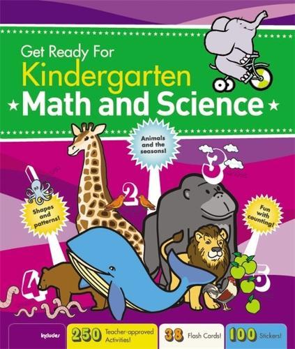 Get Ready For Kindergarten: Math & Science - Get Ready for School (Hardback)