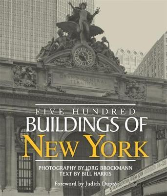 Five Hundred Buildings Of New York (Paperback)