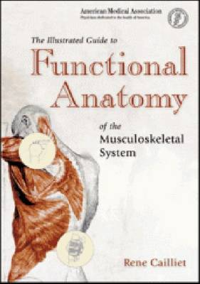 The Illustrated Guide to Functional Anatomy of the Musculoskeletal System (Paperback)