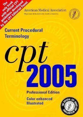 CPT 2005 (Spiral bound)