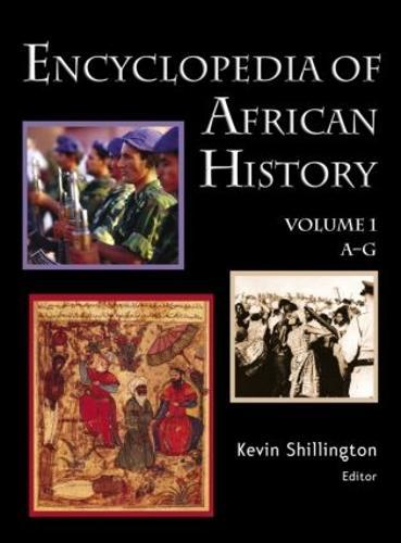 Encyclopedia of African History 3-Volume Set (Hardback)