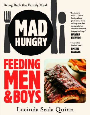 Mad Hungry Feeding Men and Boys (Paperback)