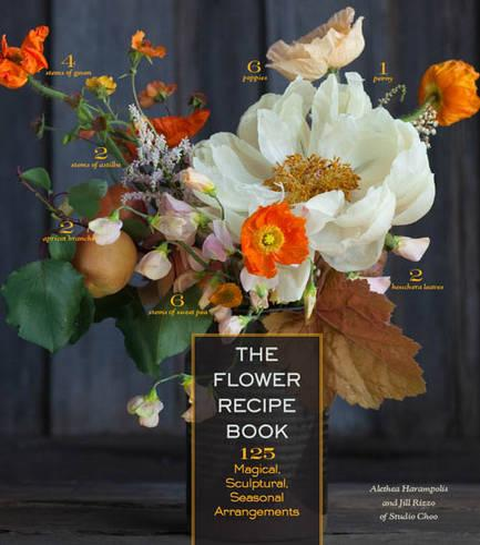 The Flower Recipe Book (Hardback)