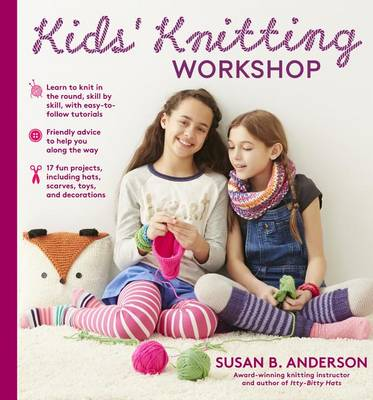 Kids Knitting Workshop (Hardback)