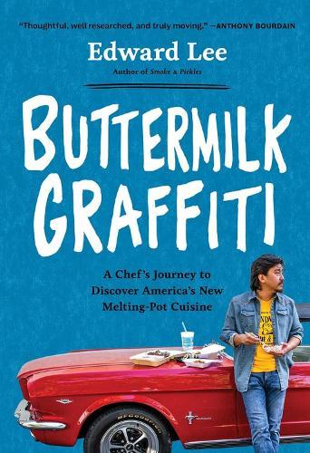 Buttermilk Garffiti (Paperback)